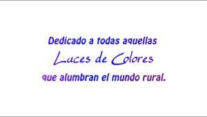 Luces de Colores, realizada con metodología del audiovisual participativo por Trasfoco escuela audiovisual itinerante para no audiovisualistas