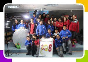 Televisión comunitaria: estrategia educativa y cultura, escuela Aquelarre de Quicaví, Audiovisual participativo, Trasfoco