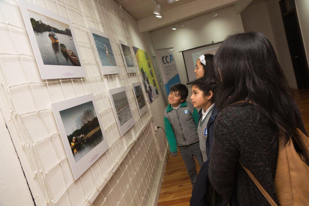 Exposición en Casa de la Cultura de Ancud