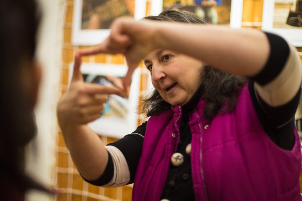 Mediación artística en Ancud