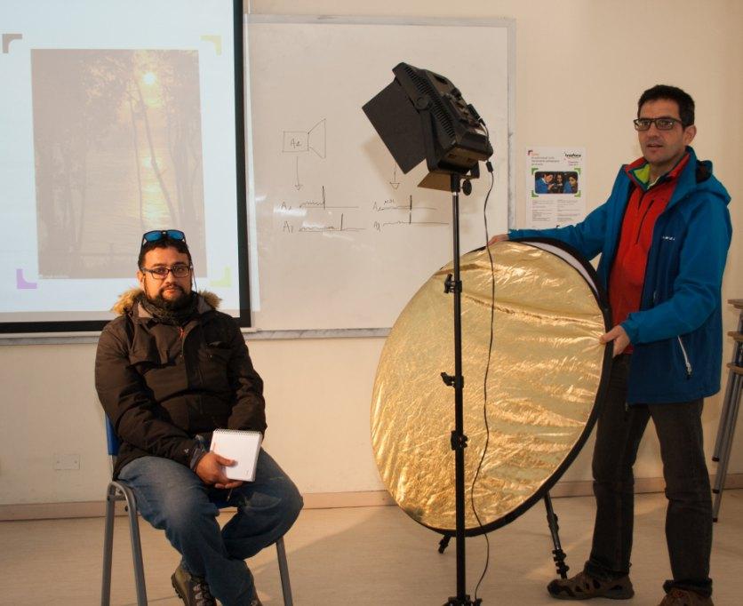 Taller profesores Coquimbo