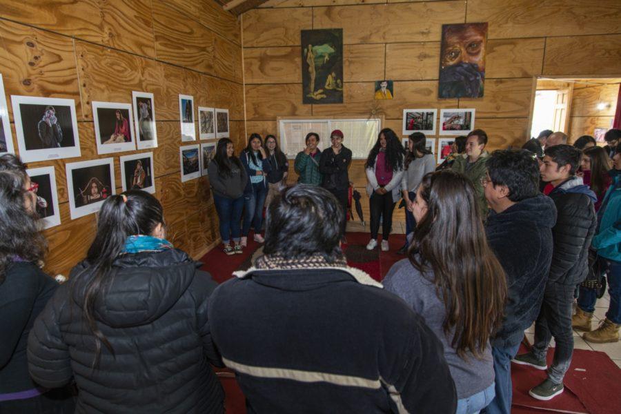 Inauguración exposición_Centro Cultural Quellón-22