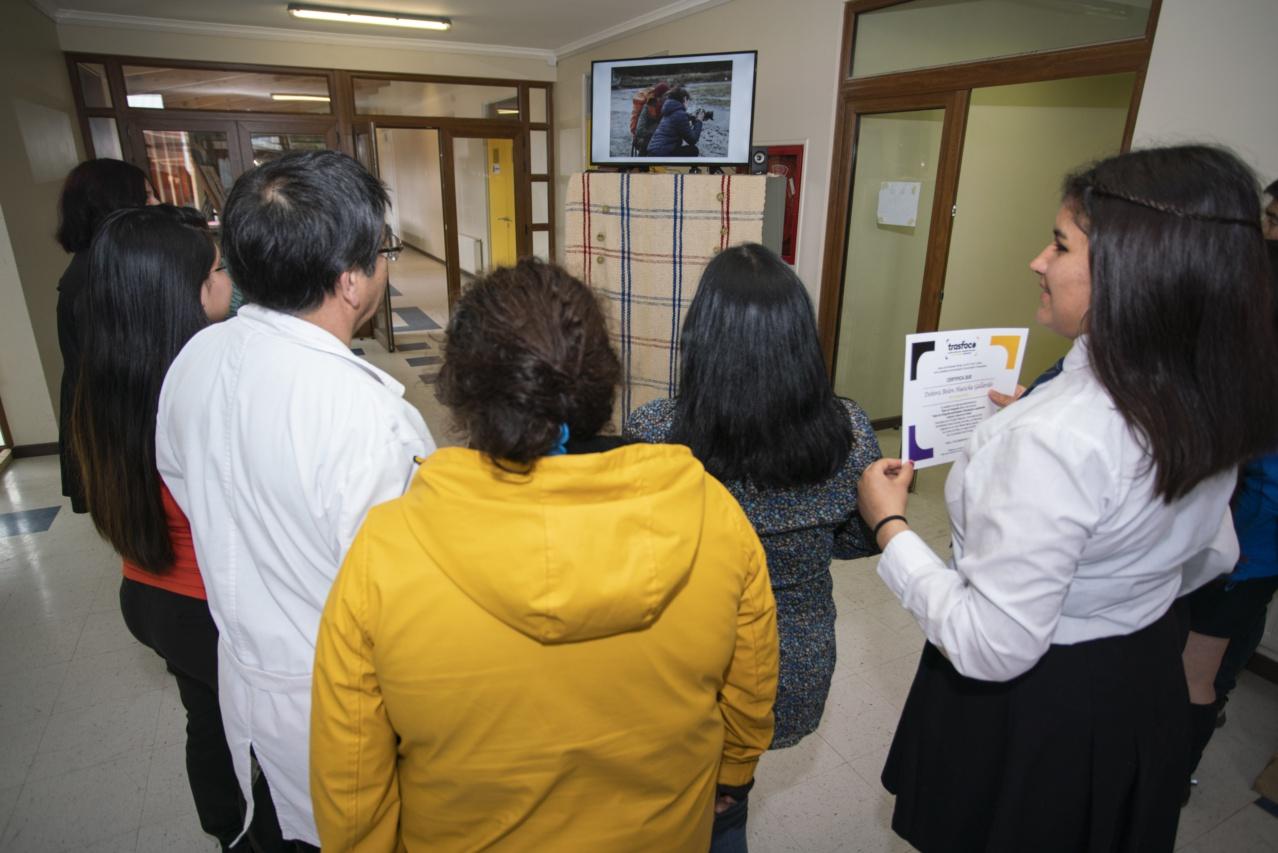 Inauguración exposición_Liceo Curaco-25