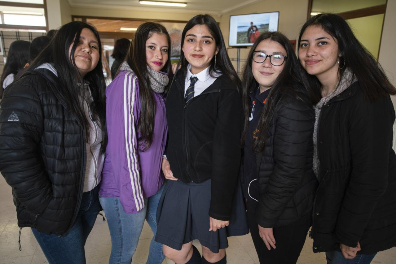 Inauguración exposición_Liceo Curaco-28