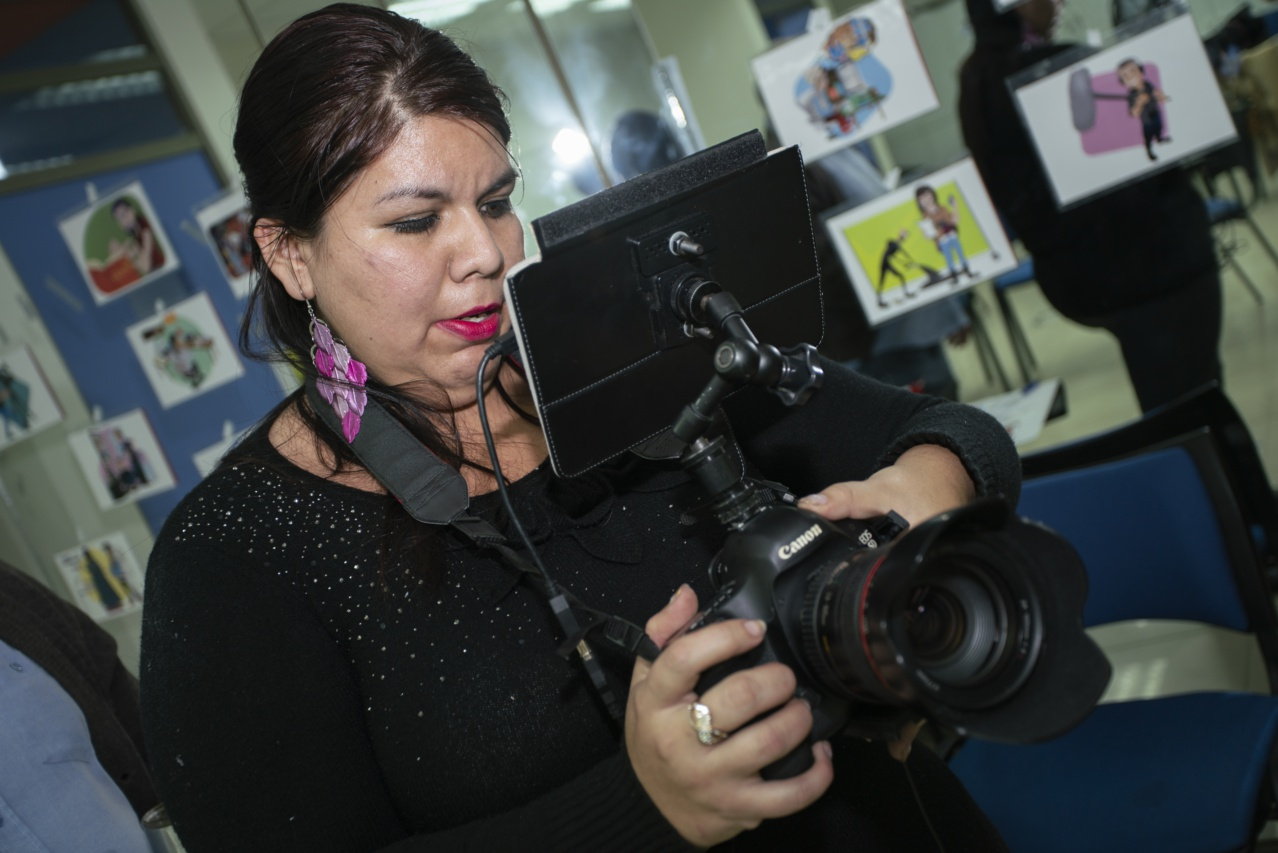 La realizacion audiovisual en el aula_Iquique-111