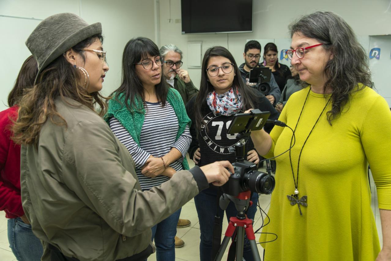 La realizacion audiovisual en el aula_Iquique-32