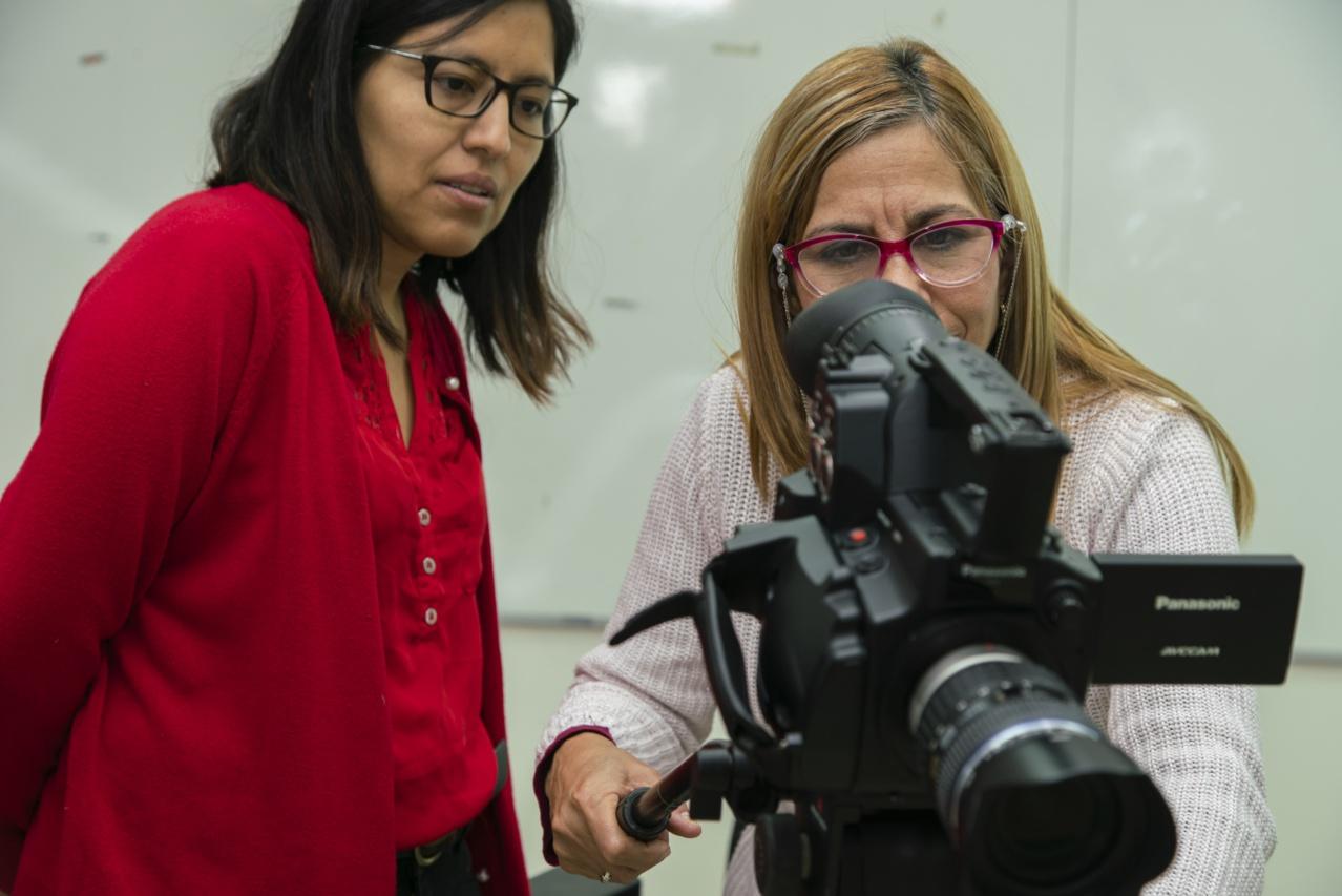La realizacion audiovisual en el aula_Iquique-35