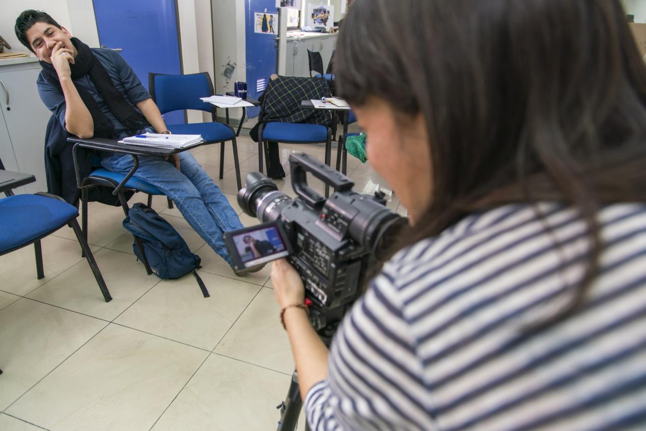 La realizacion audiovisual en el aula_Iquique-45