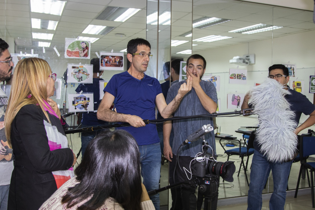 La realizacion audiovisual en el aula_Iquique-58