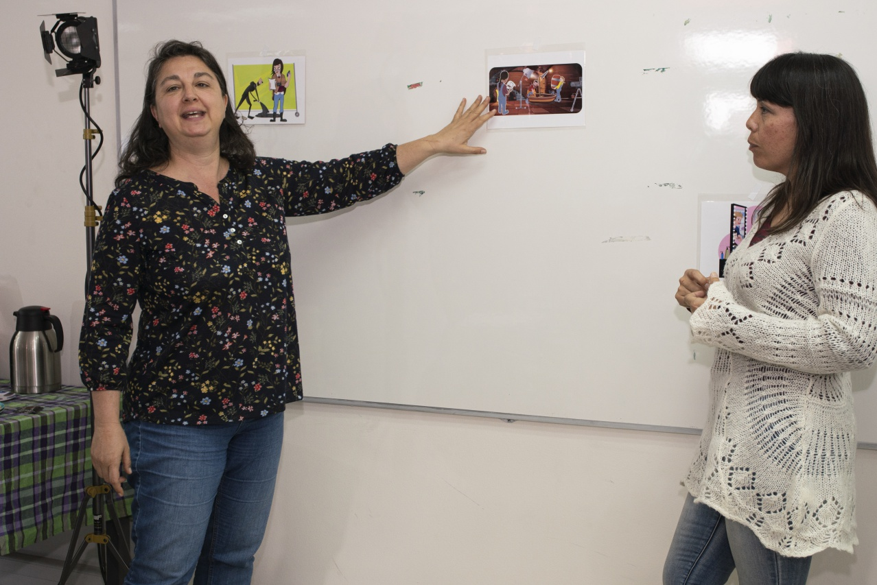 La realizacion audiovisual en el aula_Iquique-63