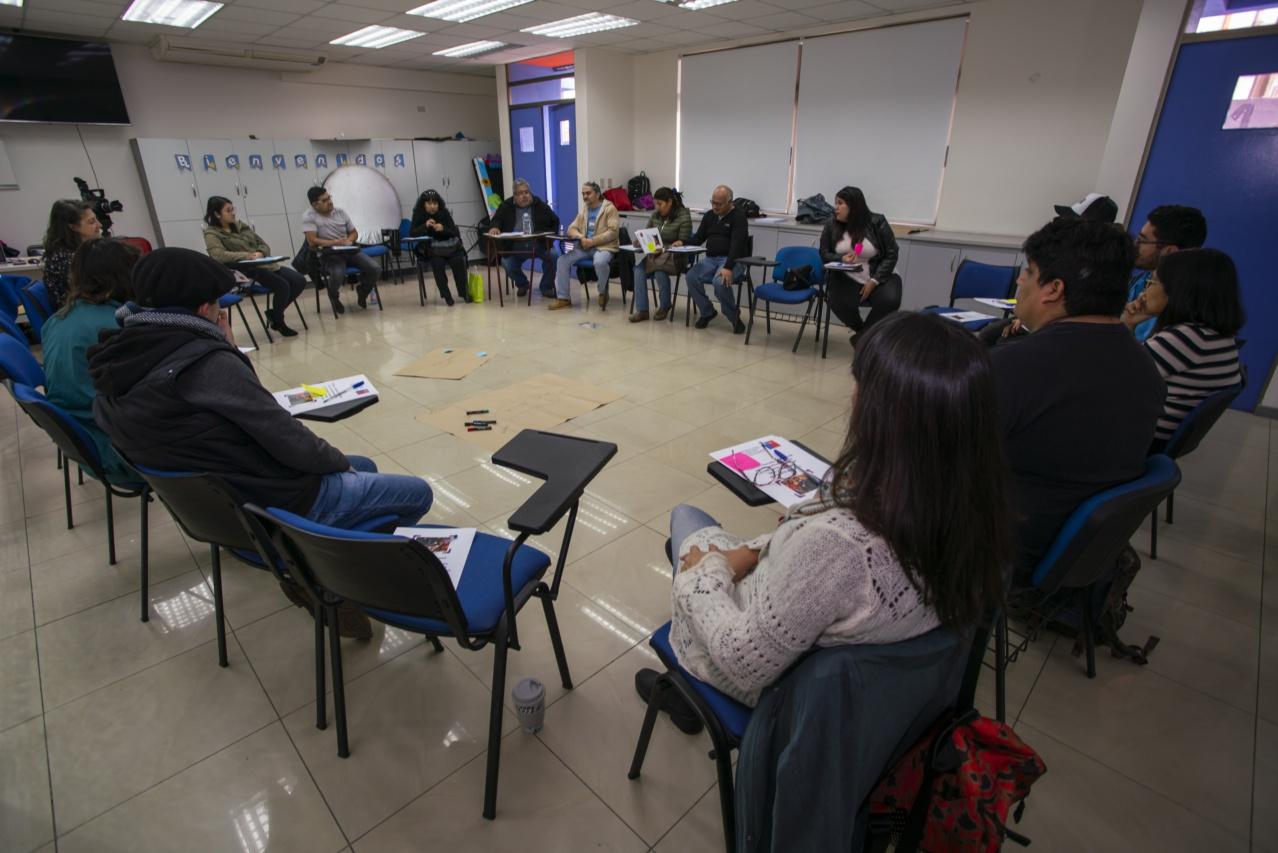 La realizacion audiovisual en el aula_Iquique-7